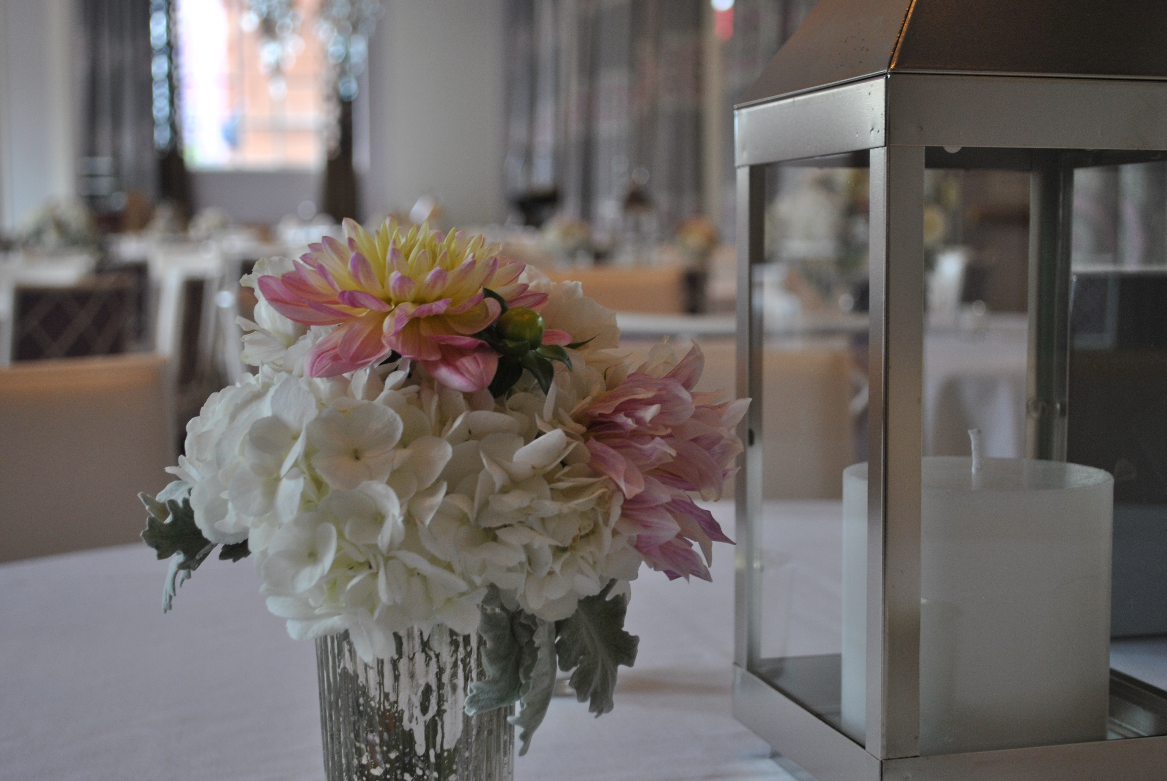 Wedding Centerpiece Leigh Florist